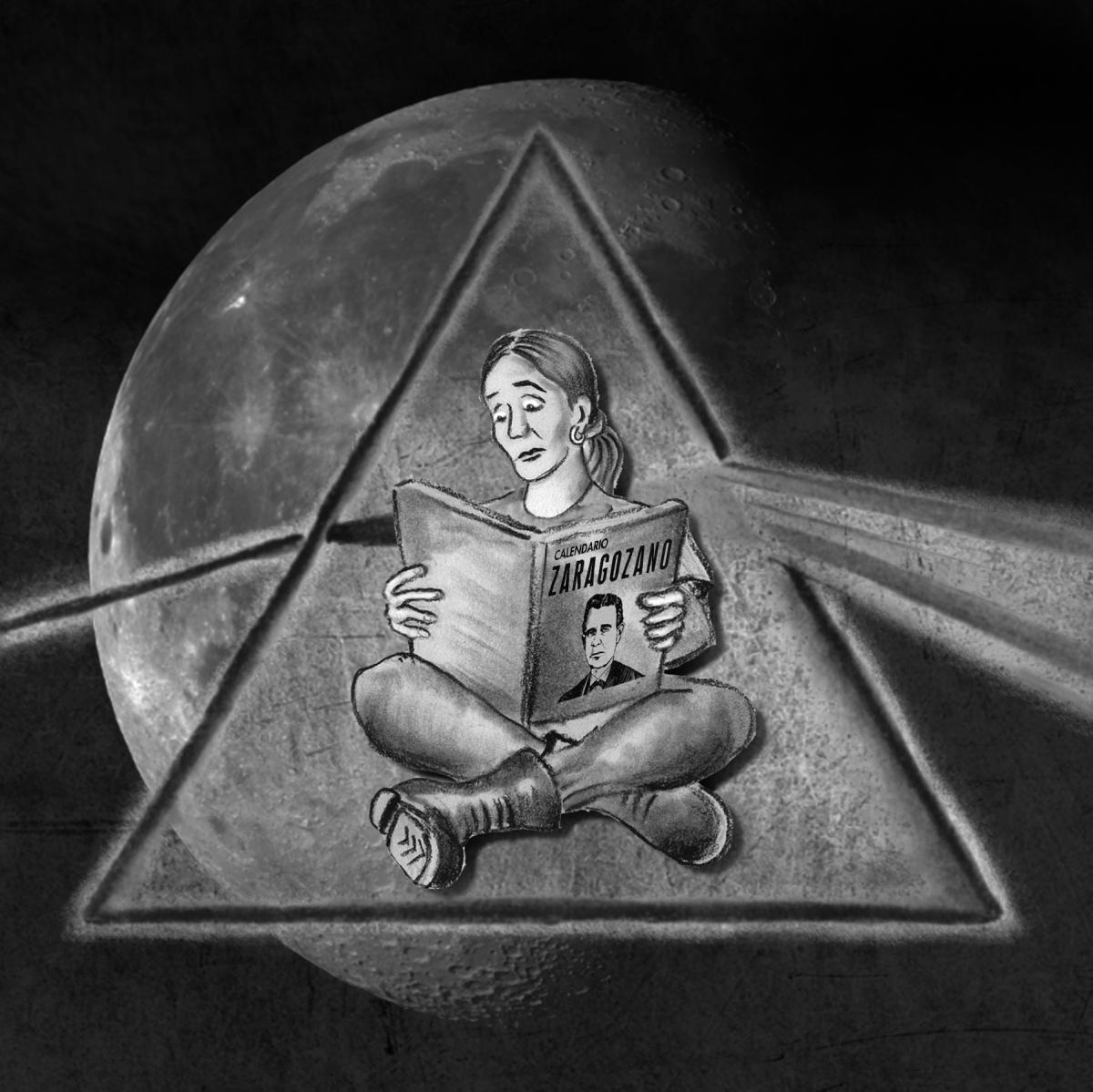 "Ilustración para Fanzine ""La Chimenea"" Nº37"