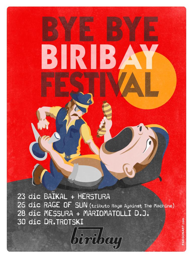Bye Bye Biribay Festival
